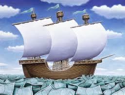Ship come in